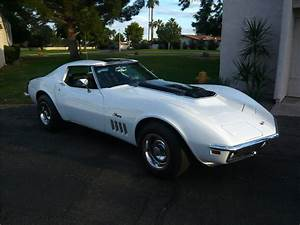 1969 CHEVROLET CORVETTE COUPE ZL1 RE-CREATION