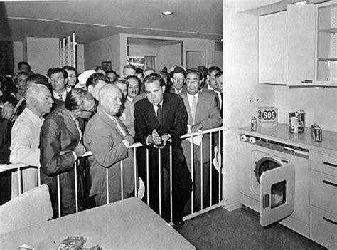 Kitchen Debate And Cold War by Cold War Modern Studio International