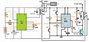 Dusk To Dawn Light Wiring Diagram