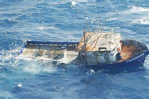 Fishing Boat Prowler Accident by Cray Boat Takes On Water Abc News Australian