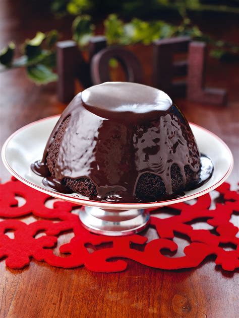 chocolate pudding  christmas pudding haters  hot