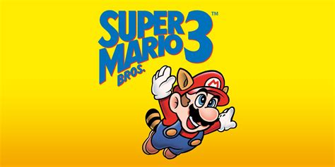 Super Mario Bros 3 Nes Games Nintendo