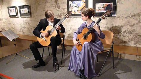 Adagio, Peformed By Guitar Duo Klemke