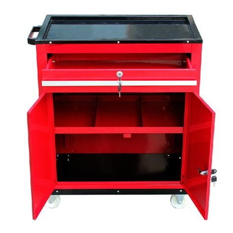 Ns111806 Heavy Duty Metal Tool Cabinet With Wheels But