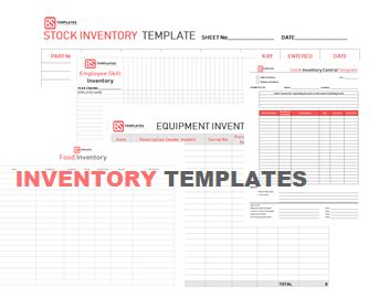 excel inventory template  sample  format