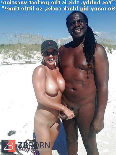 Bi Racial Vacation Cuckold Beach Caps Zb Porn
