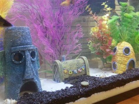 spongebob aquarium decorations canada 6 spongebob aquarium decor petsmart fish tank decor