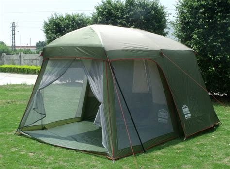 toile de tente 2 chambres 2015 arrival cing tents large family tent 8 person waterproof canvas tents in tents from