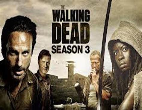 You Watch Online Free Watch The Walking Dead Season 3