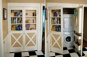 Super, Clever, Laundry, Room, Storage, Solutions