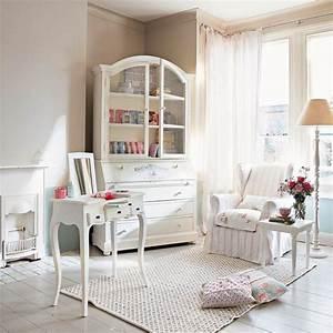 Schlafzimmer Vintage Style : meubles et d coration de style romantique et cosy maisons du monde ~ Michelbontemps.com Haus und Dekorationen