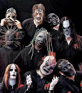 Black Aquini: slipknot sem mascara