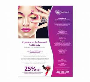 7 best images of cosmetology salon flyers beauty salon flyer hair salon flyer ideas and for Salon flyers ideas