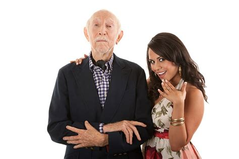 The Pain And Agony Of Old Man Young Girl Relationship