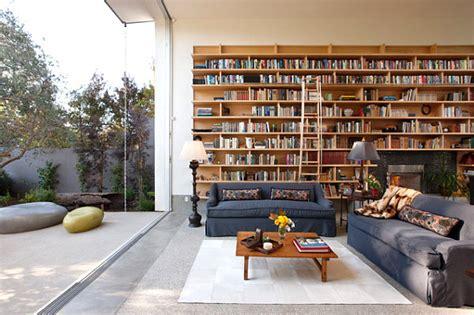 Living Room Bookshelves Modern by How To Decorate A Bookshelf