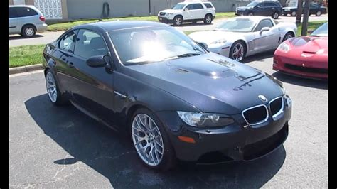 2011 M3 Competition Package by 2011 Bmw M3 E92 Competition Package Walkaround Start Up