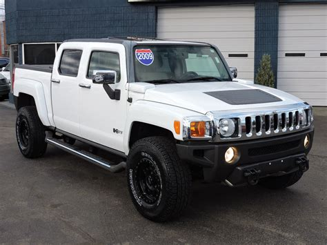 luxury hummer used 2009 hummer h3 h3t luxury at auto house usa saugus