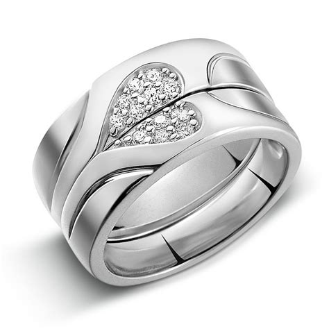 silver wedding bands 925 silver shaped creative design engraved