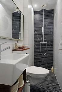 Toilette Mit Dusche : g ste wc gestalten 16 sch ne ideen f r ein kleines bad ~ Michelbontemps.com Haus und Dekorationen