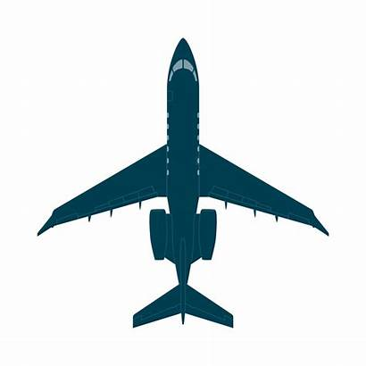 Challenger 350 Bombardier Aircraft Plane Cad Specs