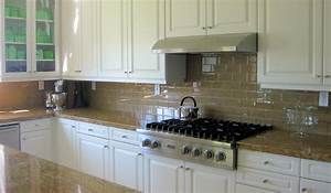 Glossy subway tile backsplash tile design ideas for Two reasons subway tile backsplash best choice