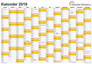 Schulferien 2016 Nrw : excel kalender 2019 kostenlos ~ Yasmunasinghe.com Haus und Dekorationen