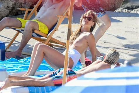 Heidi Klum Fappening Nude In Capri 6 Photos The Fappening