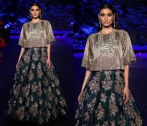 Velvet Blouse Designs By Manish Malhotra - Collar Blouses