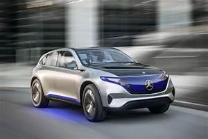 Jeux De Voiture Mercedes : eq mercedes lance une nouvelle gamme de voiture lectrique et futuriste journal du geek ~ Medecine-chirurgie-esthetiques.com Avis de Voitures