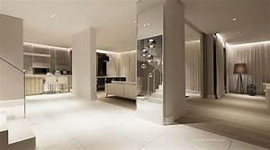 Mirrored column Interior Design Ideas