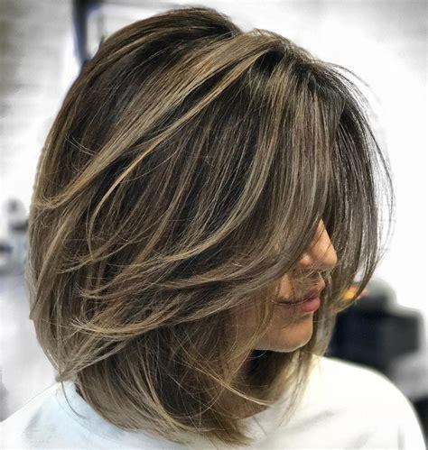 ideas  collarbone bob haircuts