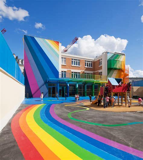 rainbow school you make me swoon