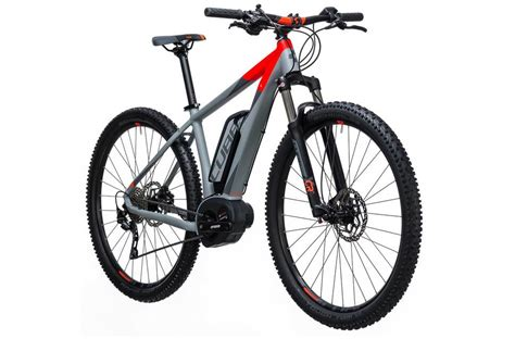 e bike mountainbike cube cube reaction hpa pro 400 2017 electric mountain bike