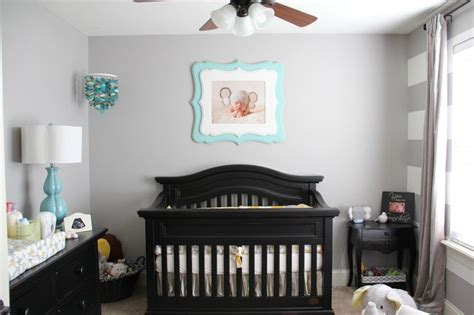 Light Grey Crib by Baby D S Gender Neutral Nursery Gender Neutral Nursery