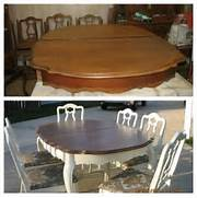 Refurbished Dining Tables Surrey by 1000 Ideas About Refinish Dining Tables On Pinterest Refinished Dining Tab