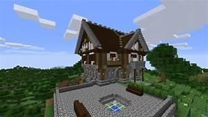 Häuser Im Mittelalter : mittelalter haus minecraft blog avec minecraft h user ~ Lizthompson.info Haus und Dekorationen