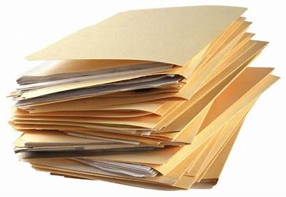 Folders Stack Manilla Papers Mortgage Clip Document