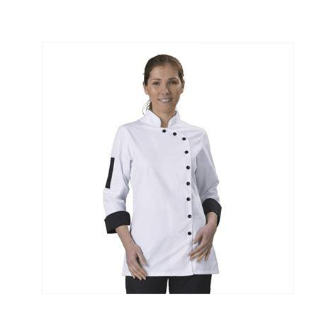 blouse de cuisine femme tenue de cuisine femme label blouse