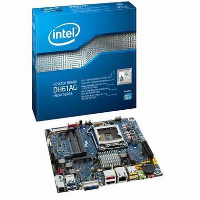 Intel Itx 1155 Mini Dh61ag Motherboard Lga