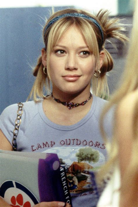 Early 90s Hairstyles by This Throwback Lizzie Mcguire Tutorial Will Make
