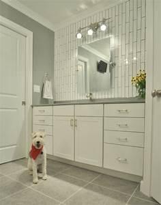 faience blanche salle de bain conseils et idees de decoration With faience salle de bain design