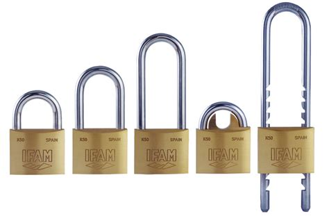 K Series Brass Padlocks
