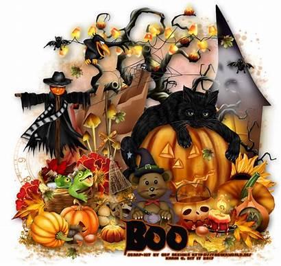 Halloween Ftu Scrap Tutorials Boo Kits Tutorial