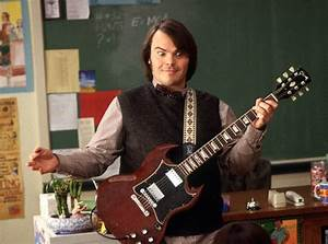 Jack Black from Stars Playing Teachers | E! News