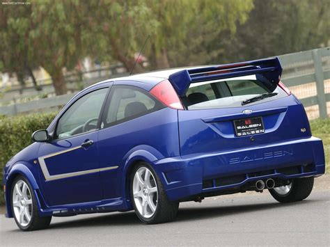 Focus Saleen by Saleen Ford Focus S121 N2o 2005 Picture 46 Of 58