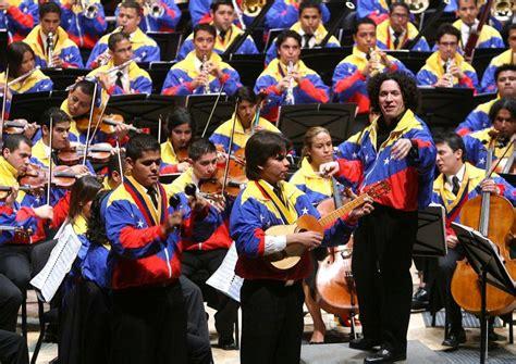 Orquesta Sinfonica De Venezuela.. Con Gustavo Dudamel