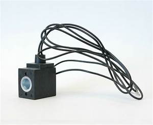 12v Volt Dc Wire Lead Coil For Pneumatic Air Solenoid