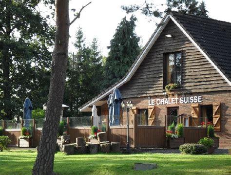 restaurant le chalet suisse jalhay balmoral spa