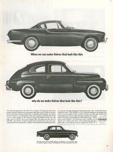 vintage volvo advertising volvo ads volvo volvo cars