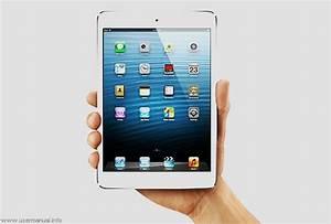 Apple Ipad Mini User Manual Guide Pdf Download